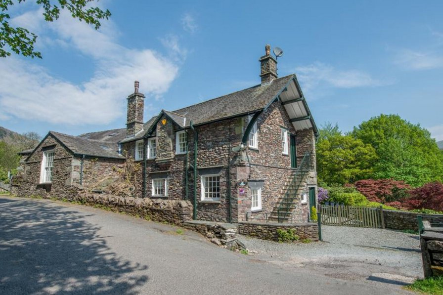 Farm house in United Kingdom, Lakes