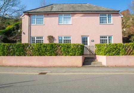 House in Saundersfoot, Wales