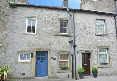 House in Settle, England