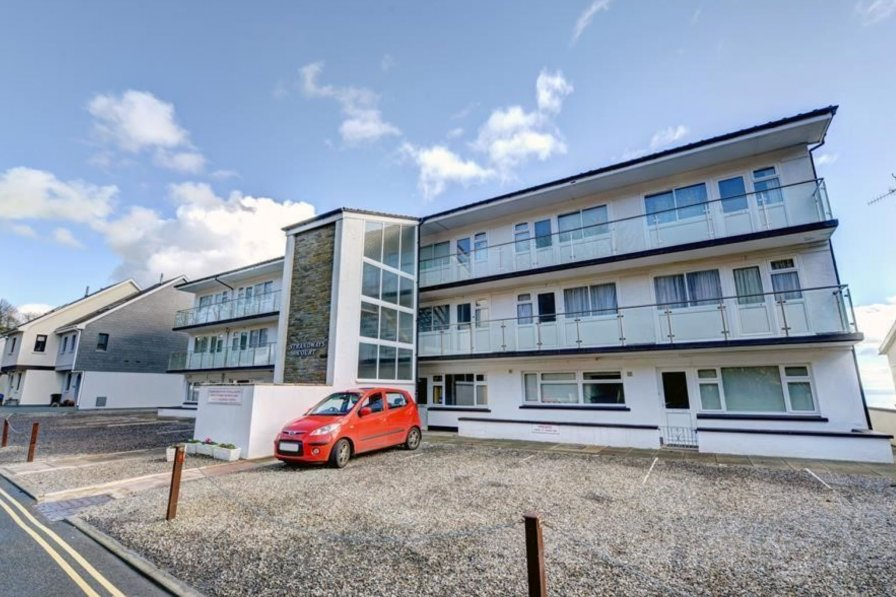 Apartment in United Kingdom, Saundersfoot