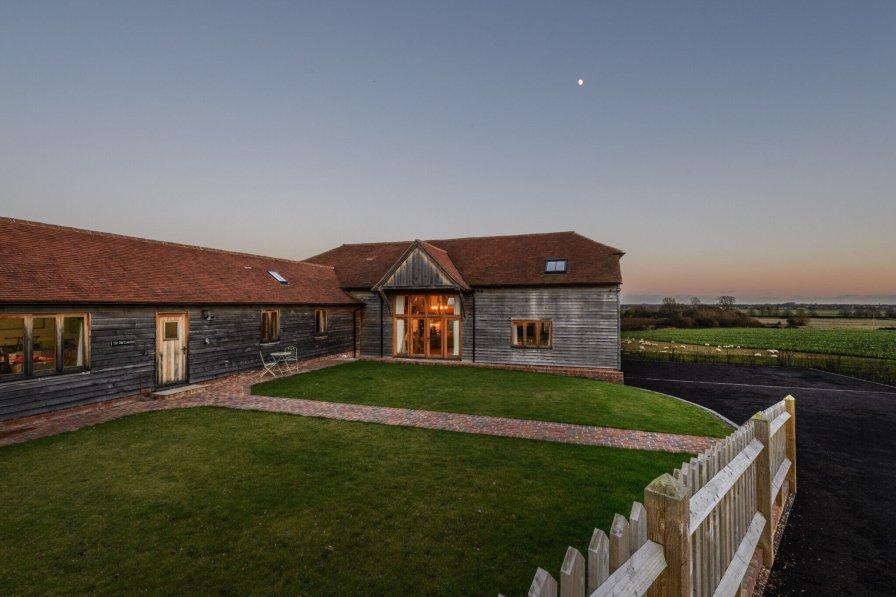 House in United Kingdom, Stone-Cum-Ebony