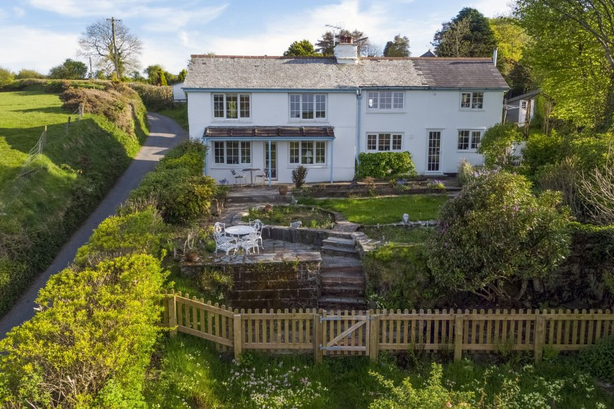 House in United Kingdom, Lynton And Lynmouth