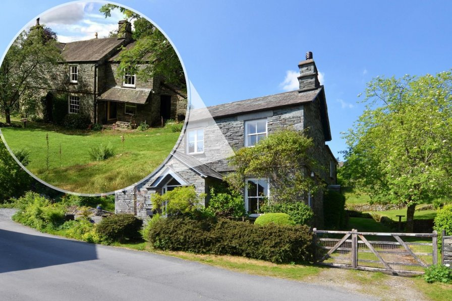 House in United Kingdom, Lakes