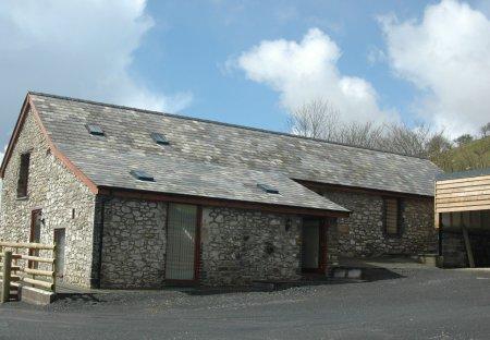 Cottage in Llanafanfawr, Wales