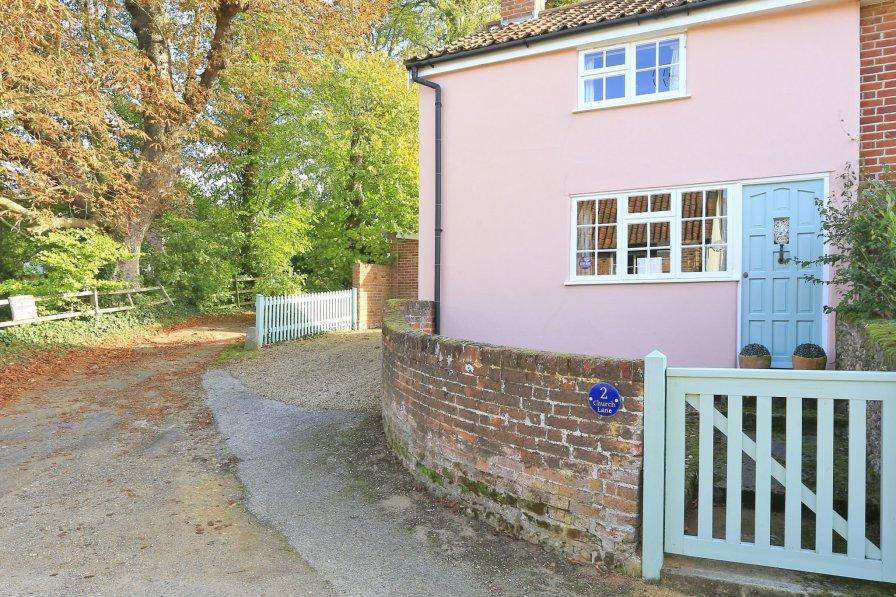 House in United Kingdom, Shottisham