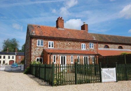 House in East Rudham, England