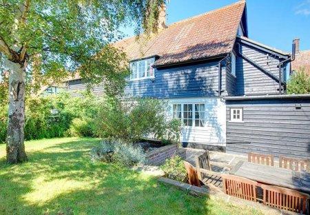 House in Aldringham Cum Thorpe, England