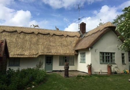 Cottage in Denston, England