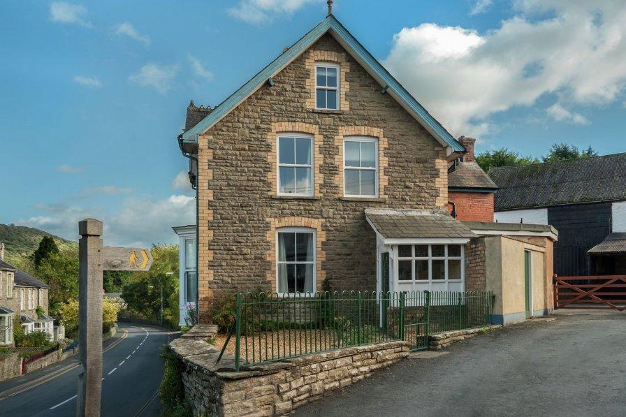 House in United Kingdom, Hay-on-Wye