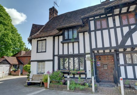 House in Chilham, England