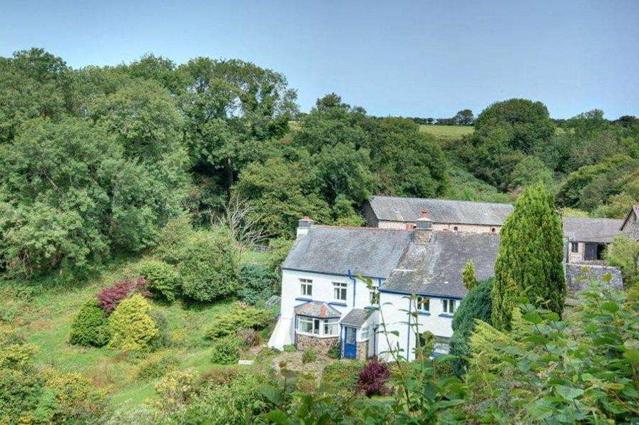 Farm house in United Kingdom, Martinhoe