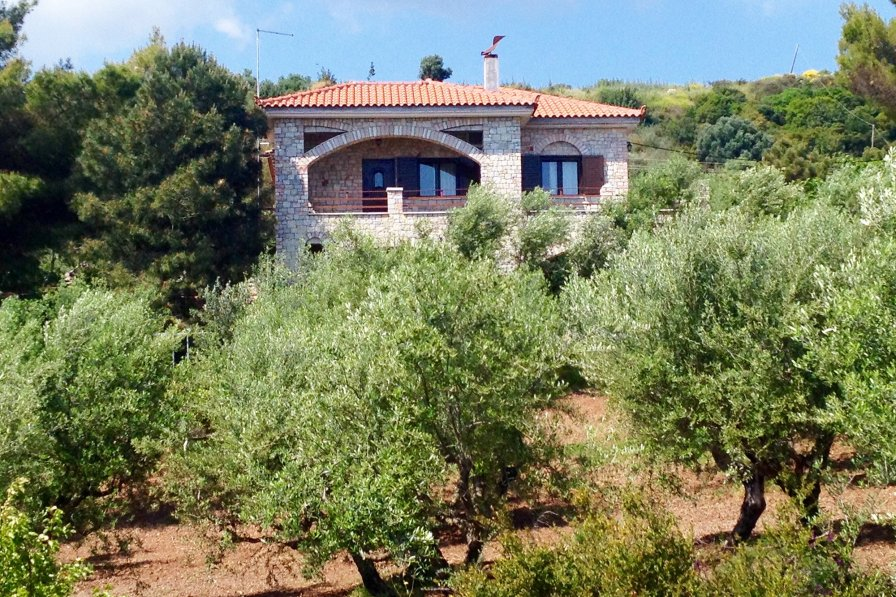 House in Greece, Koroni
