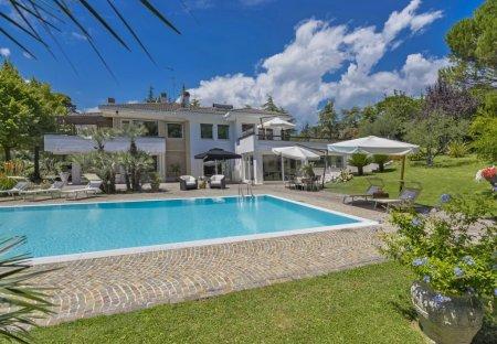 Villa in Pesaro, Italy
