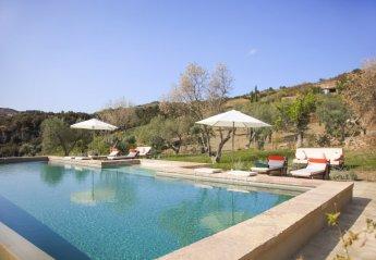 4 bedroom Villa for rent in Montalcino