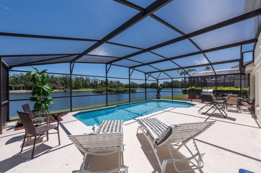 Villa in USA, Lake Berkley