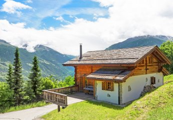 5 bedroom Chalet for rent in Val d'Herens