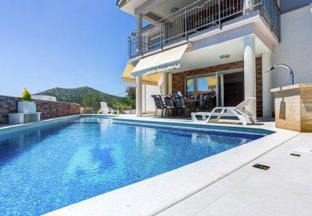 Villa in Poljica, Croatia