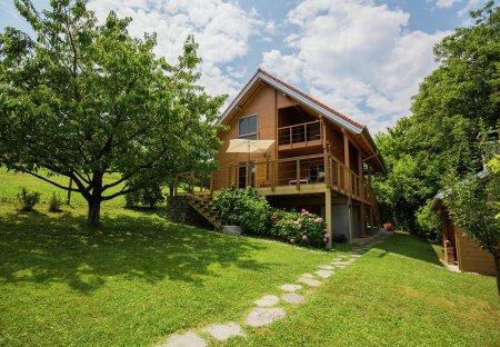 House in Mala Rakovica, Croatia
