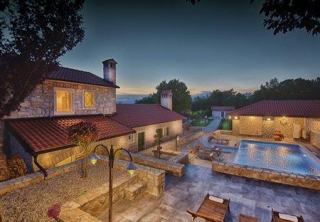 Villa in Jesenovik, Croatia