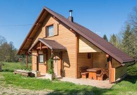 House in Brod Moravice, Croatia