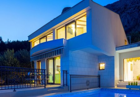 Villa in Makarska, Croatia