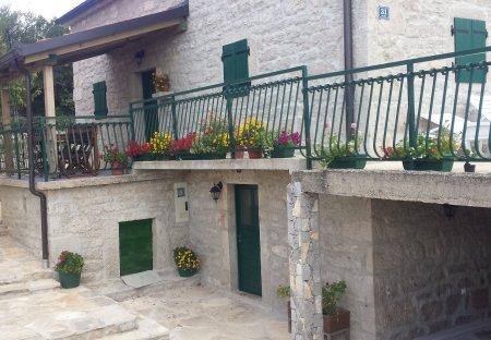 House in Cetina, Croatia