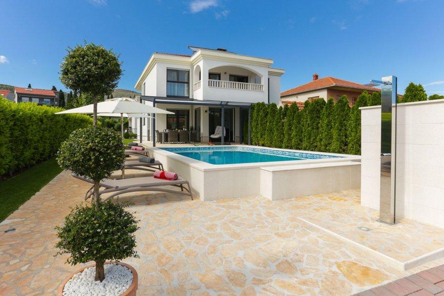 Villa in Croatia, Trogir
