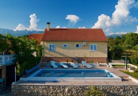 Villa in Zaton Obrovački, Croatia