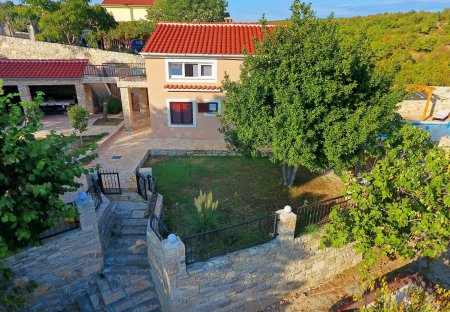 House in Korlat, Croatia