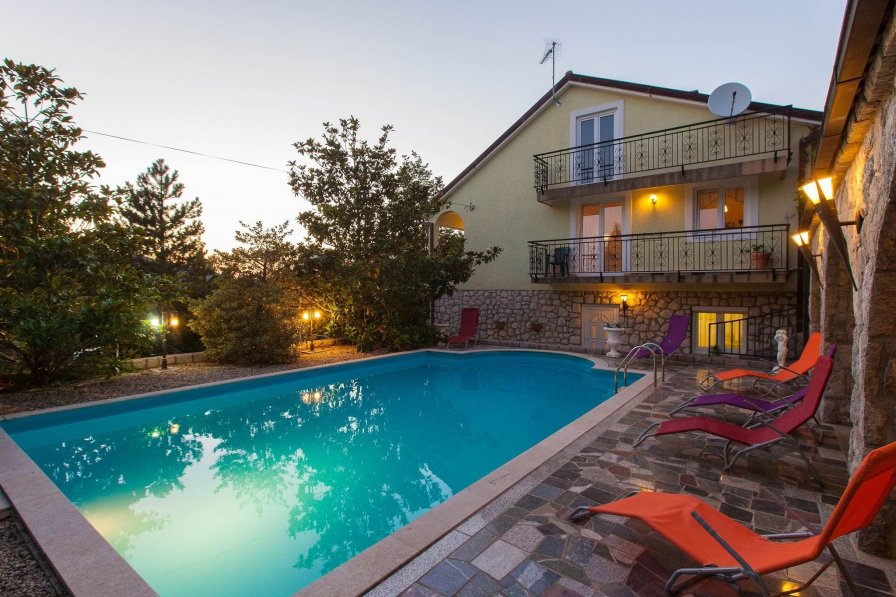 House in Croatia, Grižane-Belgrad