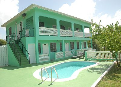 Villa in Saint Lucia, Cap Estate: Belle Kaye Apartments