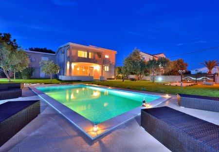 Villa in Vir, Croatia