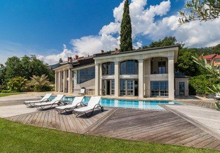 Villa in Lovran, Croatia