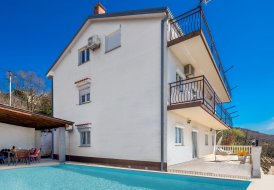 House in Crikvenica, Croatia