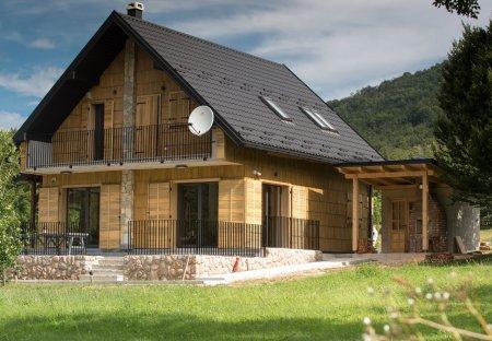 House in Baške Oštarije, Croatia