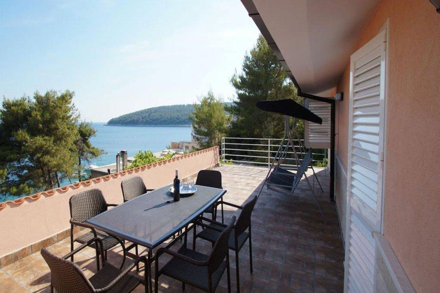 House in Croatia, Vela Luka