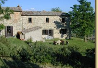 Country House in Italy, Umbertide: Picture 1