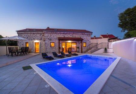 House in Debeljak, Croatia