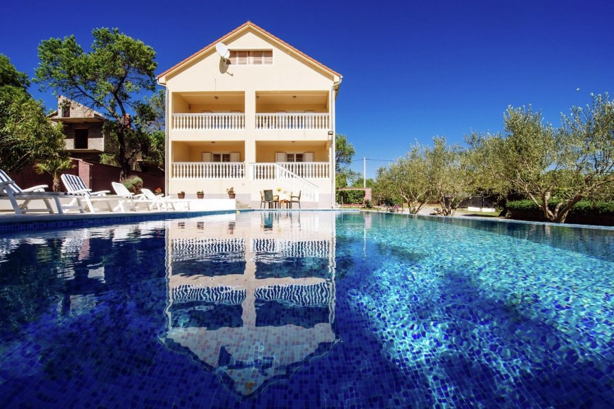 Owners abroad Holiday house Blanka