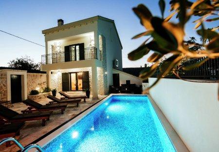 Villa in Vinjerac, Croatia