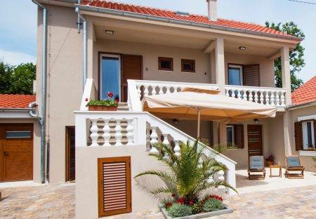 House in Privlaka, Croatia