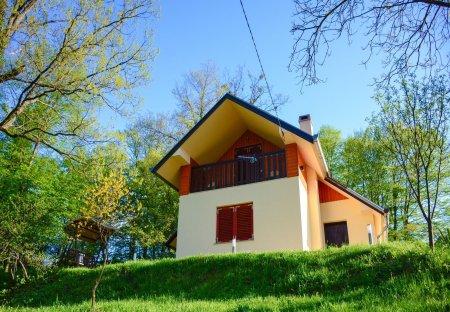 House in Sveti Križ, Croatia