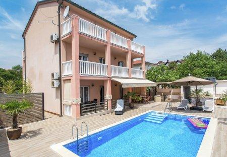 Apartment in Šilo, Croatia