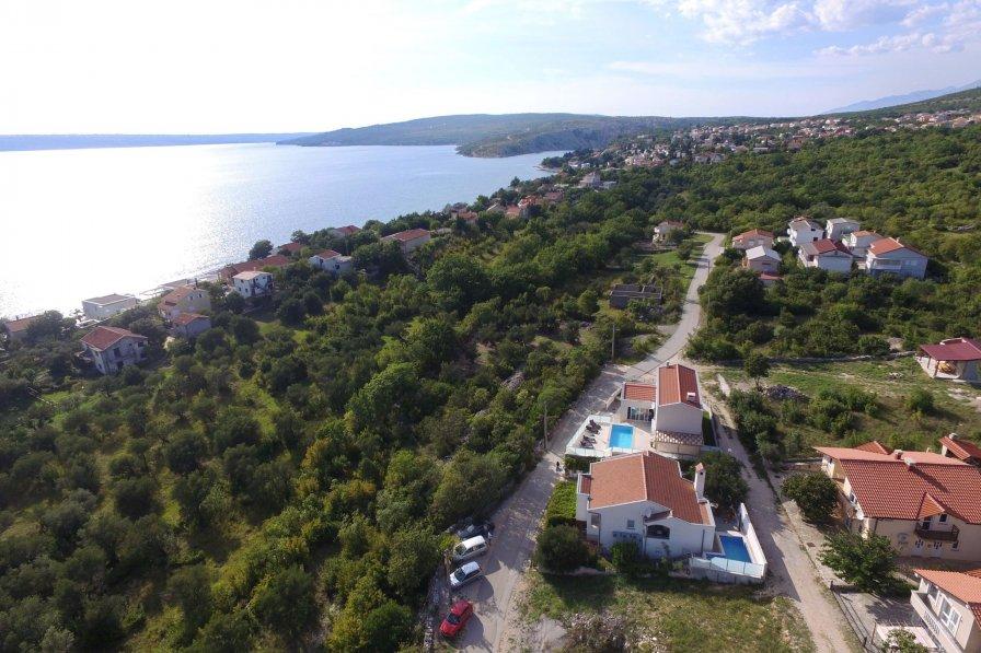 Apartment in Croatia, Maslenica