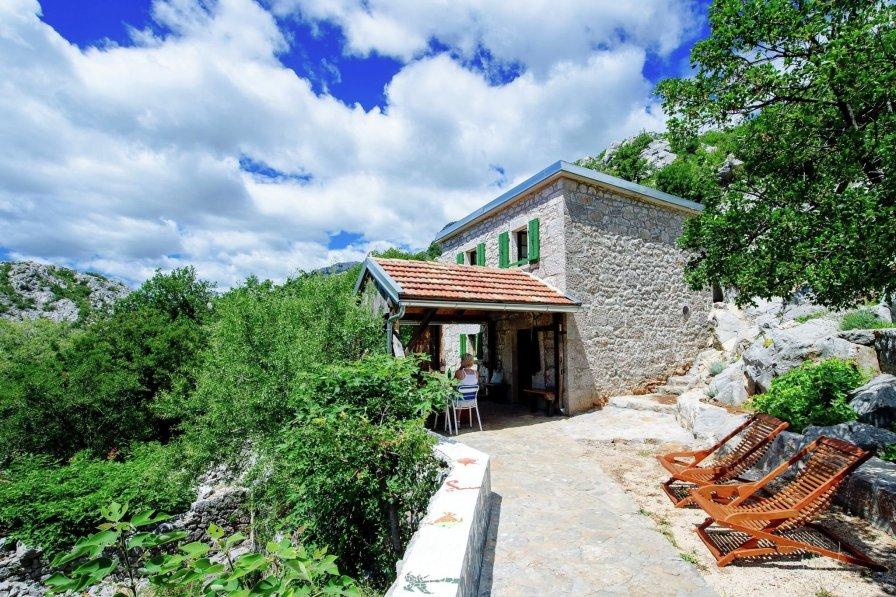 House in Croatia, Starigrad