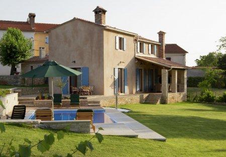 House in Ježenj, Croatia
