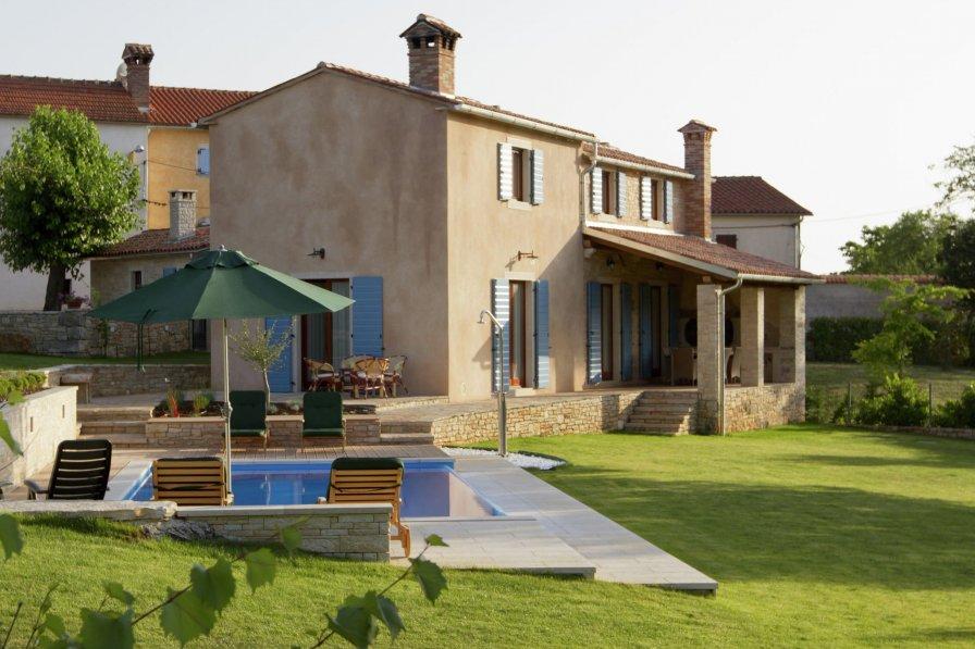 Villa in Croatia, Ježenj
