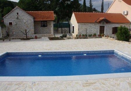 House in Bruška, Croatia