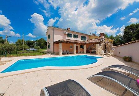 House in Jakomići, Croatia
