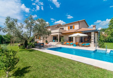 Villa in Salambati, Croatia